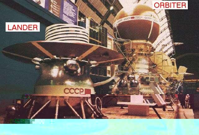 venera 9 spacecraft - photo #10